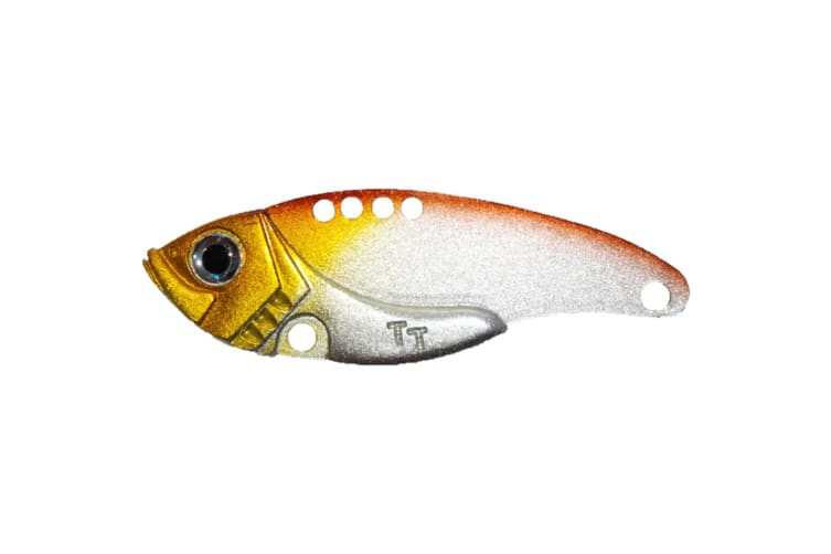 TT Lures Switchblade HD 1 1/2oz (90mm) Fishing Lure - Gold Noggin