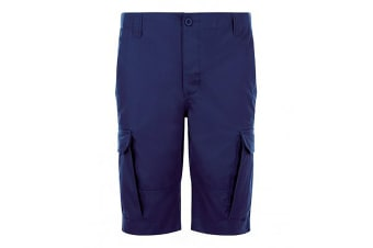 SOLS Mens Jackson Bermuda Shorts (French Navy) (32in)