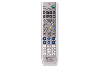 Sansai 8 in 1 Universal Remote Controller w/ Learning/Memory Function for TV/DVR