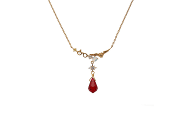 Lady Harry Potter Necklace - 2 S925