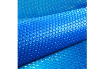 Aquabuddy 10 x 4M Solar Swimming Pool Cover (Blue)