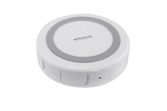 Qi Wireless Charger Transmitter 4-USB Port USB 3.0 Charging Pad Stand for Smartphone EU