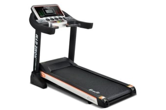 Home Electric 45cm Treadmill (Black)