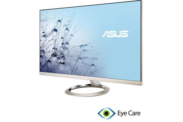 ASUS Designo MX27UQ Monitor - 27' 4K UHD (3840 x 2160), IPS, Bluetooth speakers, Audio by Bang & Olufsen ICEpower®, Frameless, Flicker free, Low Blue