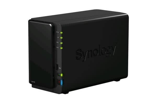Synology DiskStation DS216 2-Bay NAS Server