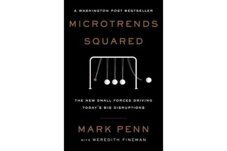 Microtrends Squared - The New Small Forces Driving the Big Disruptions Today