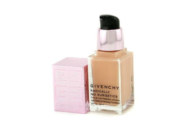 Givenchy Radically No Surgetics Age Defying & Perfecting Foundation SPF 15 - #5 Radiant Sienne (25ml/0.8oz)