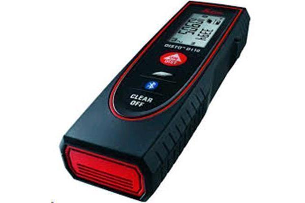 Leica DISTO D110 laser distance meter Measurer with integrated Bluetooth