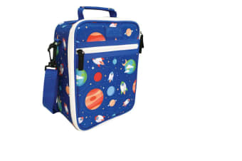 Sachi Style 225 Insulated Lunch Tote Outer Space