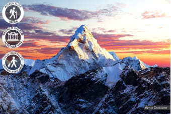NEPAL : Everest Base Camp Trek 16 days for One or Two