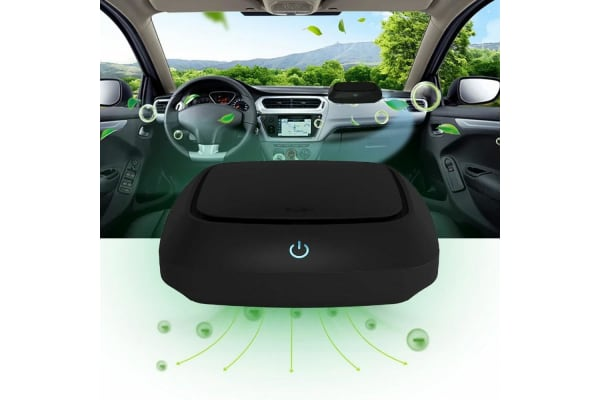 Car Air Purifier/Cleaner w/ HEPA Filter