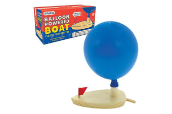 Schylling - Balloon Powered Boat