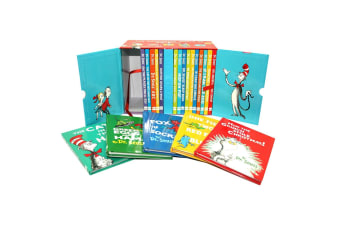 The Wonderful World of Dr Seuss 20 Book Pack