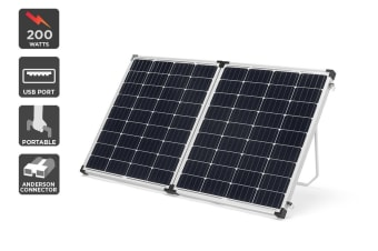 Komodo 200W Folding Solar Panel Kit
