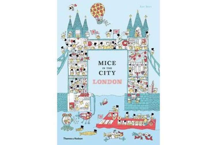Mice in the City - London