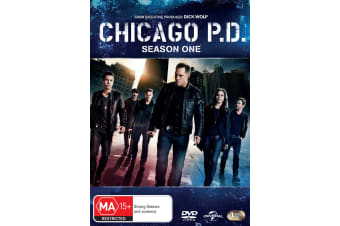 Chicago PD Season 1 DVD Region 4