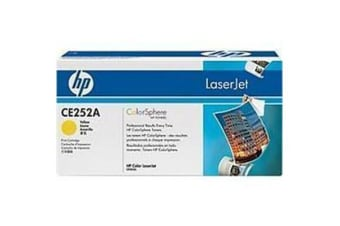 HP Toner 504A CE252A Yellow (7000 pages)