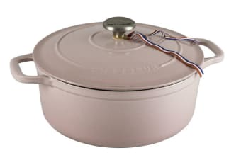 Chasseur Round French Oven Cherry Blossom 28cm 6.1L
