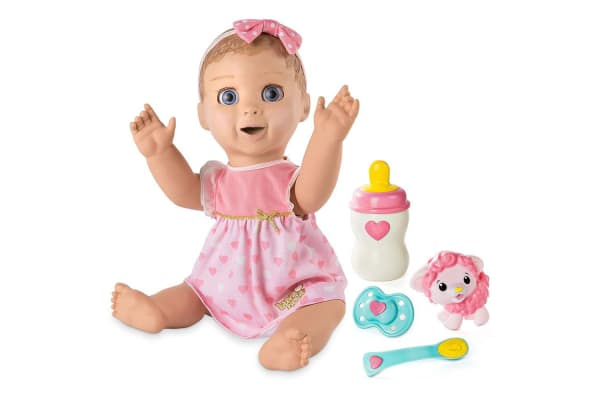 Luvabella Responsive Baby Doll - Blonde