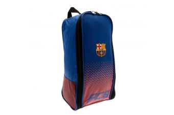 FC Barcelona Fade Design Boot Bag (Blue/Red) (One Size)