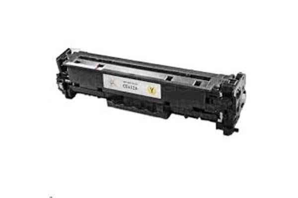 Generic CE412A 305A HP Compatible Toner - 2.6K - Yellow