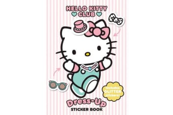 Hello Kitty Dress-Up Sticker Book