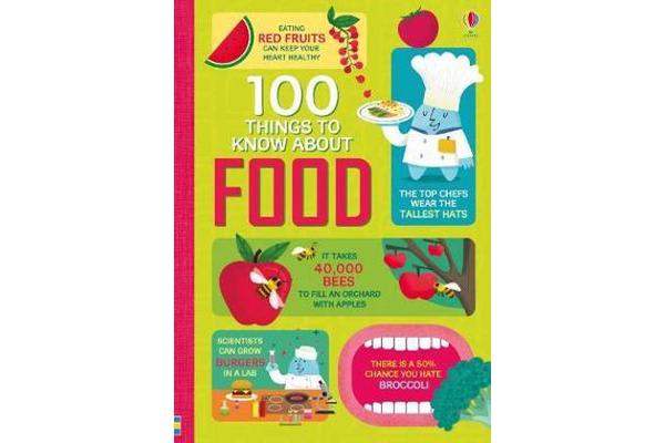 Image of 100 Things to Know About Food