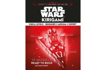 Star Wars Kirigami - 15 Cut and Fold Ships from Across the Galaxy