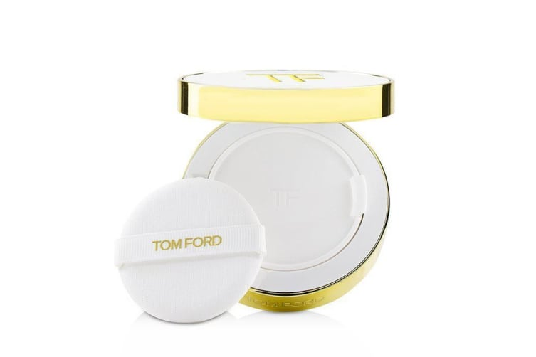 Tom Ford Soleil Glow Tone Up Hydrating Cushion Compact Foundation SPF40 - # 0.5 Porcelain 12g