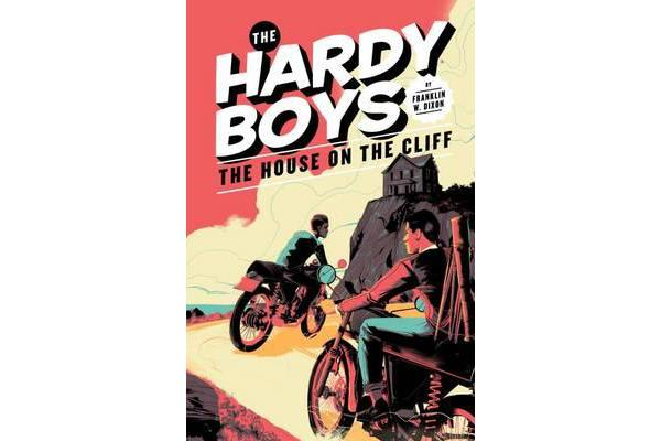 The House on the Cliff (Book 2) - Hardy Boys