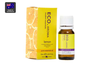 ECO. Aroma Lemon Citrus Essential Oil (10mL)