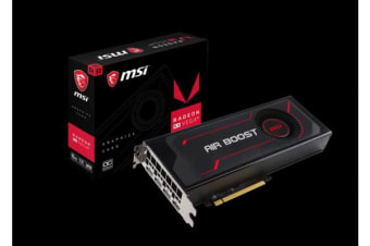 MSI AMD RX Vega 56 Air Boost 8G OC Gaming Video Card - 3xDP/HDMI VR Ready Core 1520MHz / 1181MHz