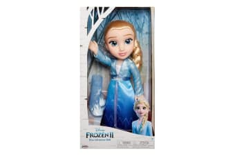 Disney Frozen 2 Toddler Elsa Doll