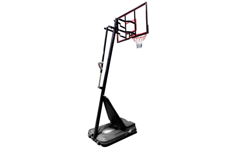 Portable Basketball System Ring Stand Large Base for Slam Dunk 50P