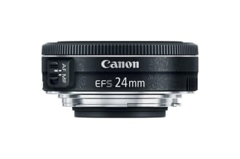 CANON EF-S 24mm f/2.8 STM Camera Lens F2.8
