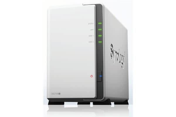 Synology DiskStation DS218j 2-Bay NAS Server