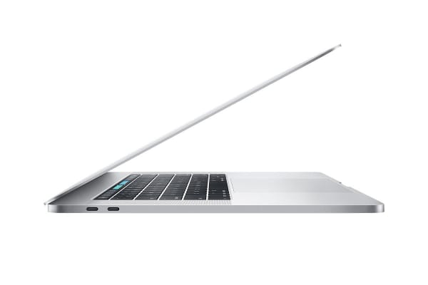 "Apple 15"" MacBook Pro with Touch Bar (2.8Ghz i7, 256GB, Silver) - MPTU2"