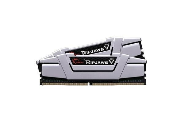 G.SKILL Ripjaws V Series 16GB (2 x 8GB) DDR4 2666Mhz CL15 1.2v Silver Desktop Memory     Model
