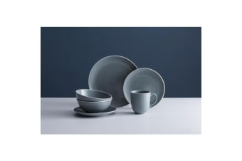 Mason Cash Classic Collection Dinner Set Grey 12 Piece Set