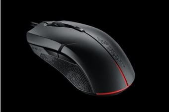 ASUS ROG STRIX Evolve P302  Gaming Mouse Aura RGB lighting with Aura Sync