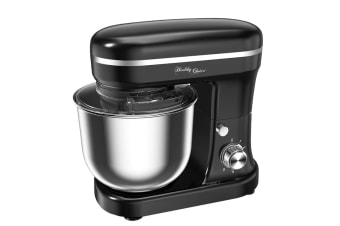 Healthy Choice Kitchen 1200W Stand Mixer - Black (MMX1200)