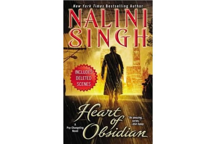 Heart of Obsidian - A Psy-Changeling Novel