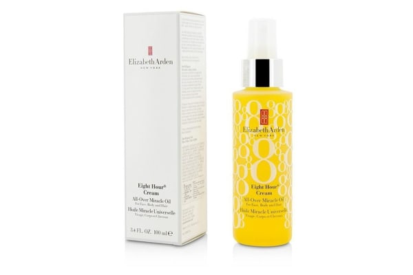 Elizabeth Arden Eight Hour Cream All-Over Miracle Oil - For Face, Body & Hair (100ml/3.4oz)