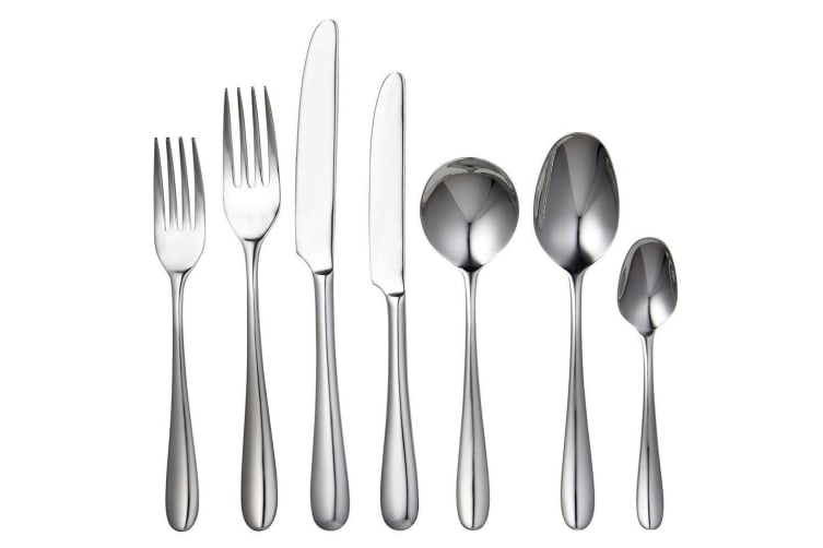 56pc Davis & Waddell Imperial Table Cutlery Stainless Steel Knife Fork Spoons