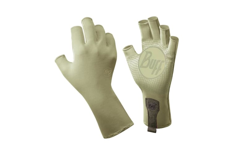 Buff Gloves Water Light Sage Size M/L