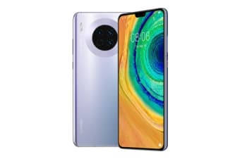 New Huawei Mate 30 Dual 128GB Silver  (FREE DELIVERY + 1 YEAR AU WARRANTY)