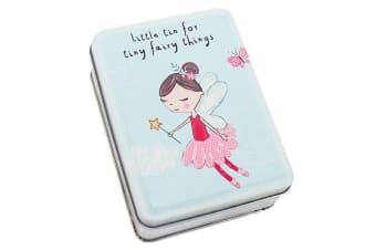Something Different Tiny Fairy Tin (Multicoloured)