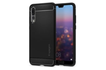 Spigen Huawei P20 Pro Rugged Armour Case - Black