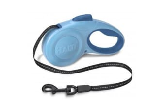 The Company Of Animals HALTI Walking Retractable Lead (Blue)