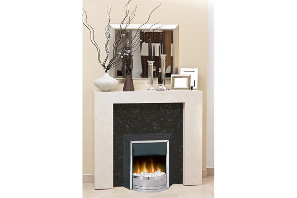 Dimplex 2000W Zamora Freestanding Electric Fire - Black (ZAMORA)